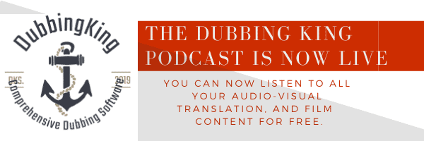 You can now Listen to All Your Audio-Visual Translation, and film Content For Free.